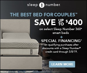 Sleep Number   The Best Bed For Couples Save Up To $400 On Select Sleep Number